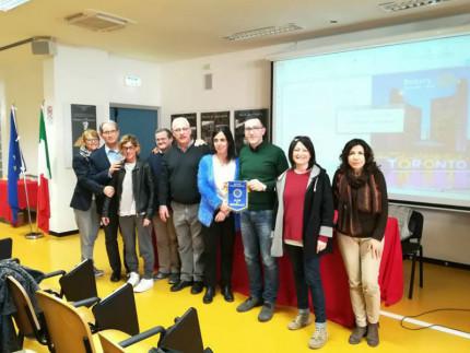 Il Rotary Club Senigallia presenta Azione Giovani agli studenti dell'Istituto Bettino Padovano