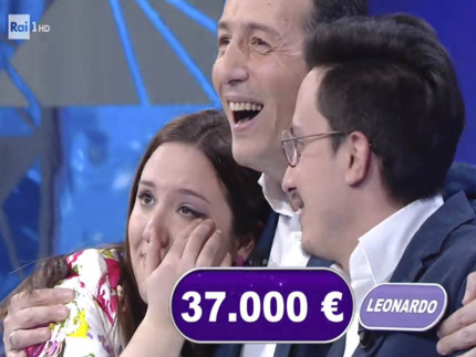 Leonardo Dari ed Elena Tarli a Zero e Lode