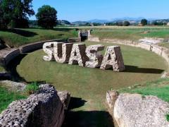 """""""InSuasa2018 – Festival di Teatro all'Anfiteatro Romano di Suasa"""""""