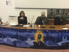 Corso docenti con prof. Amatori al Corinaldesi
