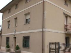 La caserma dei Carabinieri di Ostra Vetere