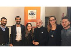 Relatori del workshop Cna su Brand e Turismo