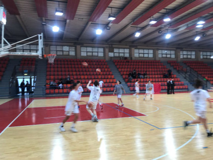 Basket 2000 MyCicero Senigallia