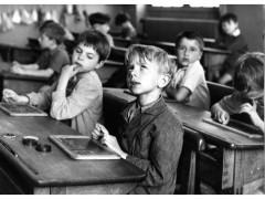 Robert Doisneau: L'information scolaire