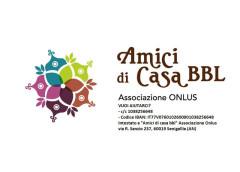 Logo e contatti di Amici di casa BBL