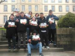 """Siglato il gemellaggio tra l'istituto di Senigallia e il Liceo """"Gay Lussac"""" di Limoges"""