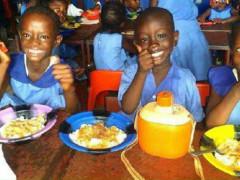 bambini africani, Compagni di Jeneba