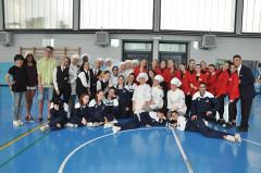 La squadra del Panzini di Senigallia alle Olimpiadi della Danza