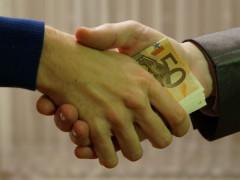 Corruzione, illegalità, tangenti