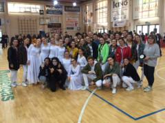 Liceo Medi campione di danza