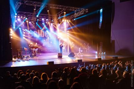 Il concerto dei Decibel a Senigallia - foto di Simone Luchetti
