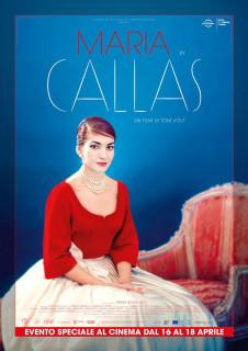 Maria by Callas - locandina