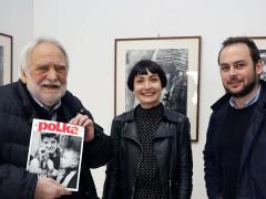 Carlo Emanuele Bugatti, Katiuscia Biondi Giacomelli e Bastien Manach