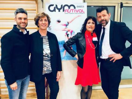 """""""Gymfestival - Trofeo Scolastico Città di Senigallia"""""""