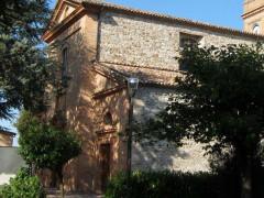 Lunano: chiesa Santi Cosma e Damiano
