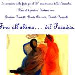 """""""Fino all'ultimo…Del paradiso"""""""
