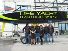 Club Nautico, equipaggio
