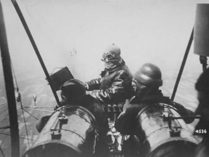 Una fotografia della Prima Guerra Mondiale
