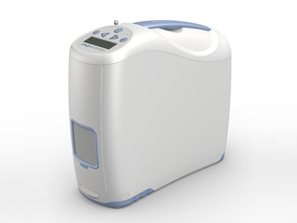 Concentratore di ossigeno portatile