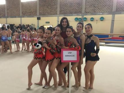 Campionati regionali: brillano le atlete Uisp