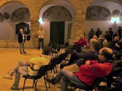 Incontro pubblico a Ostra Vetere per il movimento Agorà