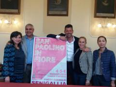 """Senigallia si prepara ad un tripudio di profume i e colori: """"San Paolino in fiore"""""""
