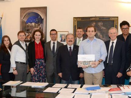 Delegazione Università Russa incontra Uniurb