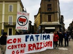 Manifestazione antirazzista