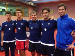 Tennistavolo Senigallia - squadra serie C2