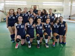 US Pallavolo Senigallia - Under 14 rossa stagione 2017/18