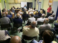 Incontro sulla sanità organizzato a Ciarnin dal Comitato Difesa Ospedale