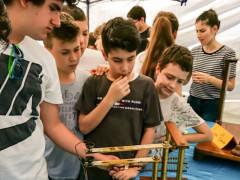 """Il """"Gabinetto scientifico"""" presentato dal Perticari a Fosforo 2018"""