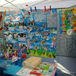 Gli stand degli Istituti Comprensivi di Senigallia a Fosforo