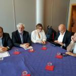 Unione del Buon Governo 2020: Paradisi, Berardinelli, Torbidoni, Mugianesi, Bacchiocchi