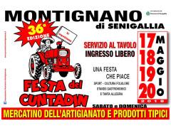 Festa del Cuntadin 2018 a Montignano di Senigallia