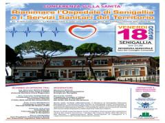Conferenza sulla sanità a Senigallia