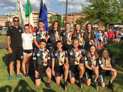 Luna Sports Academy di Senigallia al Campionato Regionale di Pattinaggio