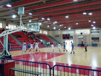 PalaPanzini, basket, pallacanestro