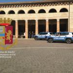 Polizia al Foro Annonario