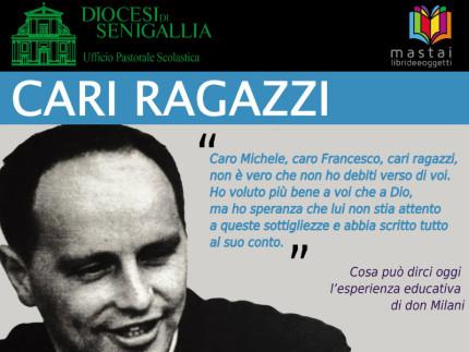 Un incontro dedicato a Don Lorenzo Milani