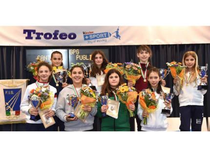 Chiara Baldoni settima al Campionato Italiano