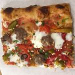 La pizza del Garage by pizzeria Aculmò di Senigallia