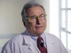 Il prof. Sandro Mattioli
