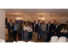 Un caminetto sui progetti Shelterbox, Rotary Task Force e Life Primes