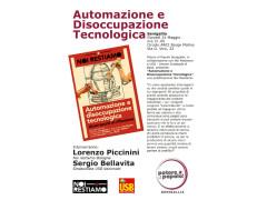 """""""Automazione e Disoccupazione Tecnologica"""""""