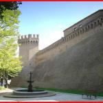 piazza del Rsorgimento, Corinaldo