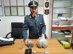 Sequestro droga a Civitanova Marche