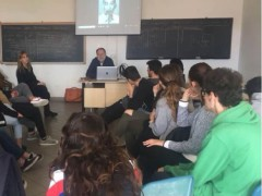 Lectio Magistralis del professor Feltri