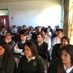 Scambio culturale tra l'IIS Panzini e l'istituto Arturo dell'Oro di Valparaiso
