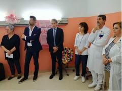 Donato dall'Andos all'ospedale di Senigallia uno nuovo strumento
